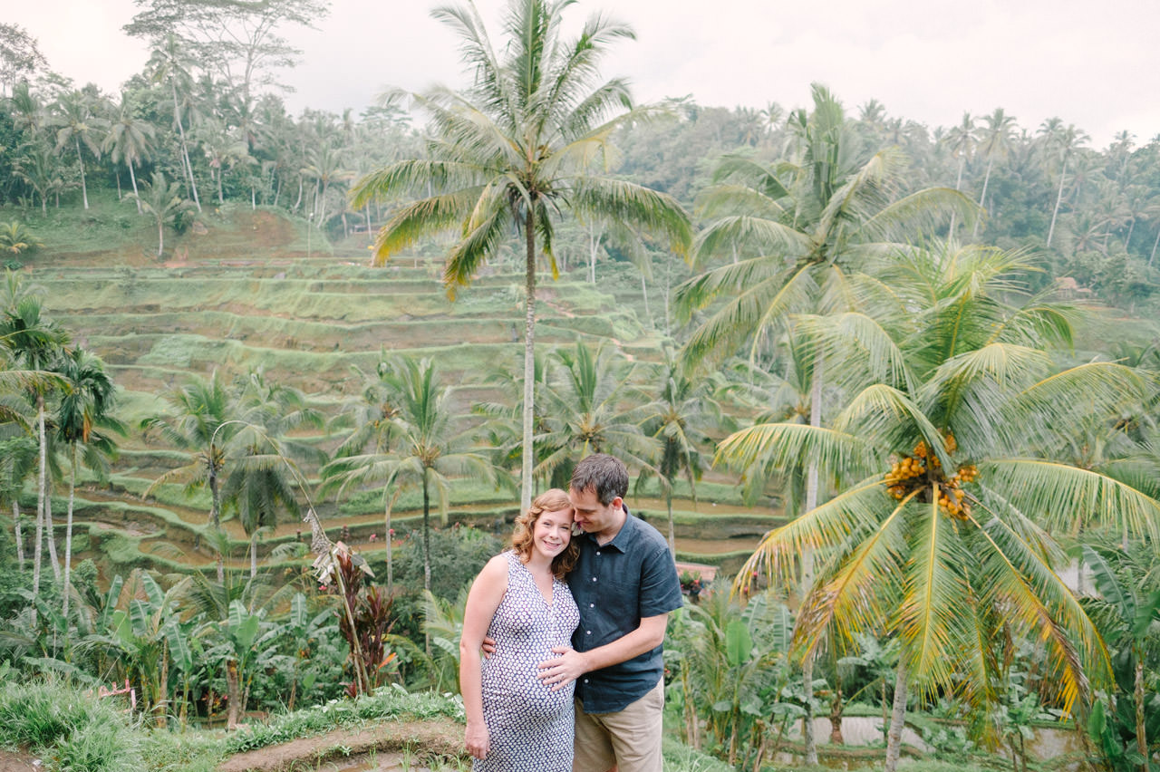 Elizabeth & Jeff: Maternity Photography in Ubud Bali 7