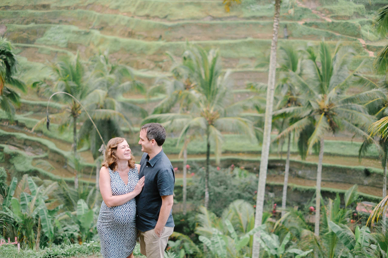 Elizabeth & Jeff: Maternity Photography in Ubud Bali 9