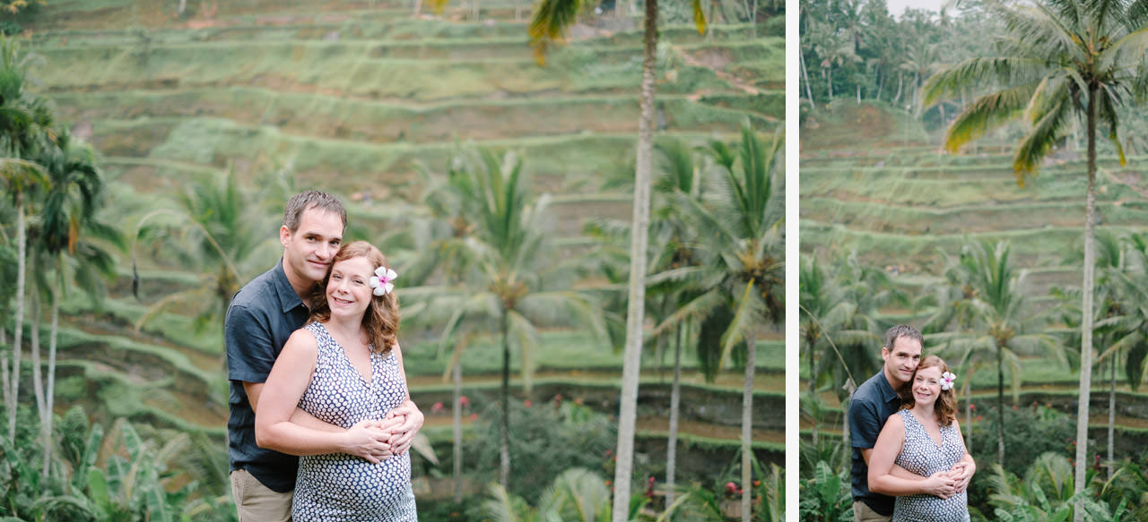 Elizabeth & Jeff: Maternity Photography in Ubud Bali 10