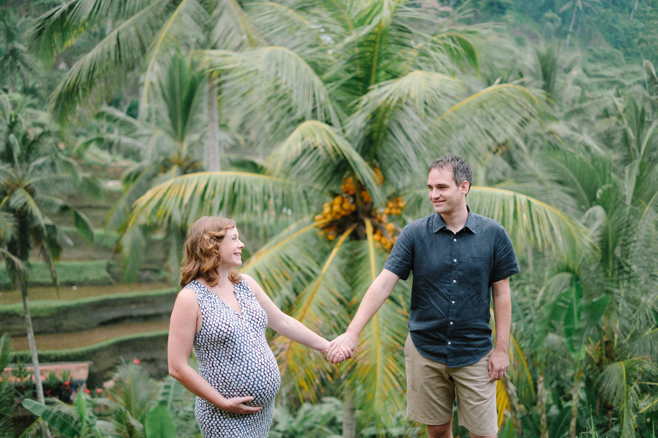 Elizabeth & Jeff: Maternity Photography in Ubud Bali 13