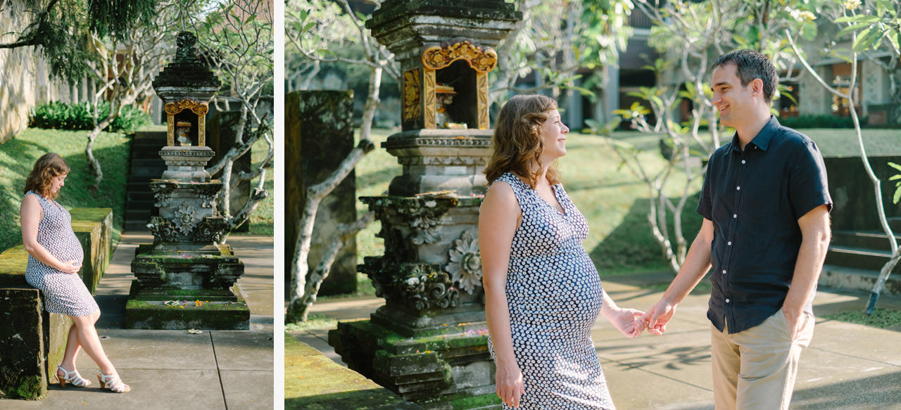Elizabeth & Jeff: Maternity Photography in Ubud Bali 20