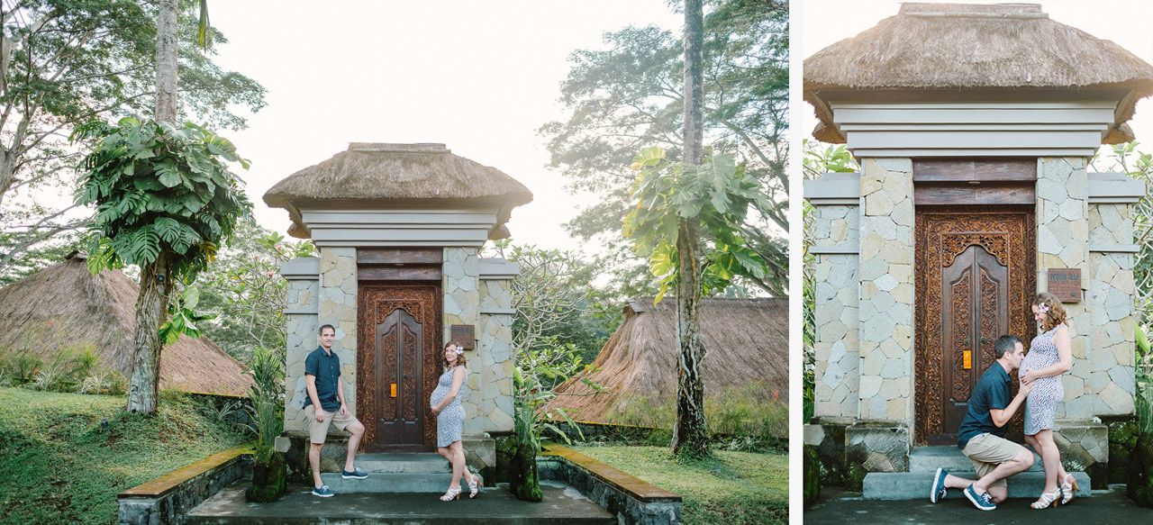 Elizabeth & Jeff: Maternity Photography in Ubud Bali 24