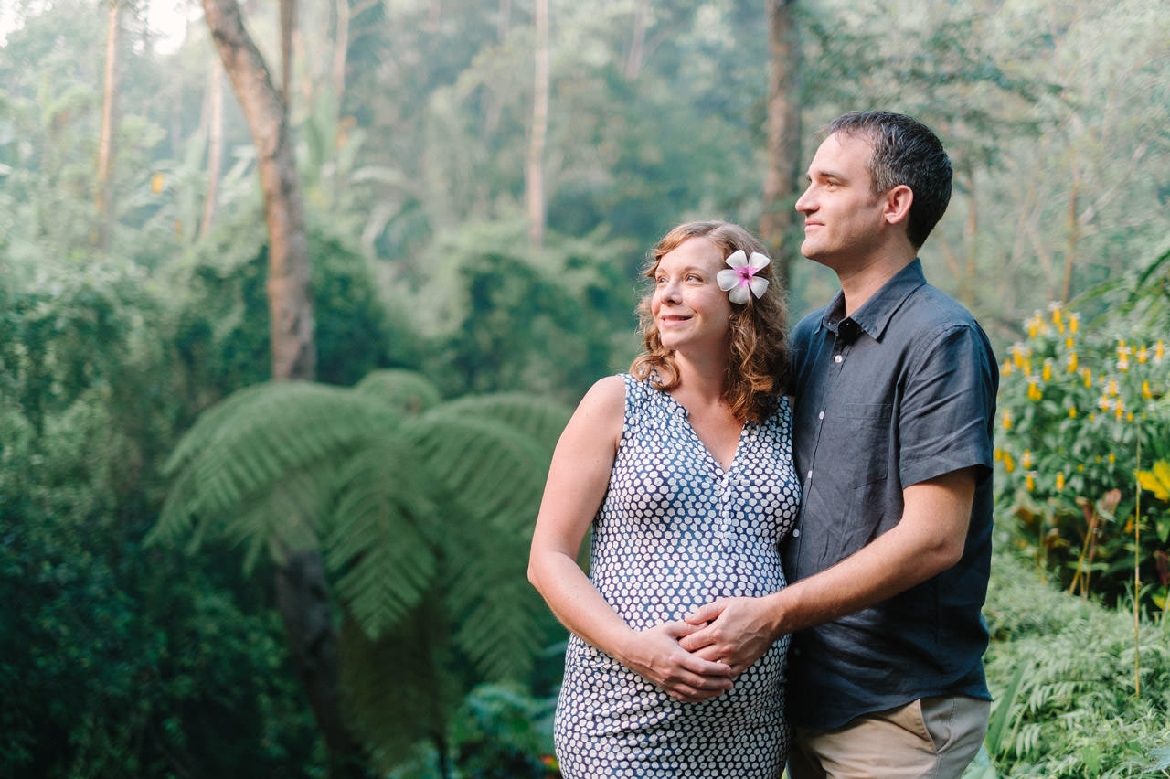 Elizabeth & Jeff: Maternity Photography in Ubud Bali 30
