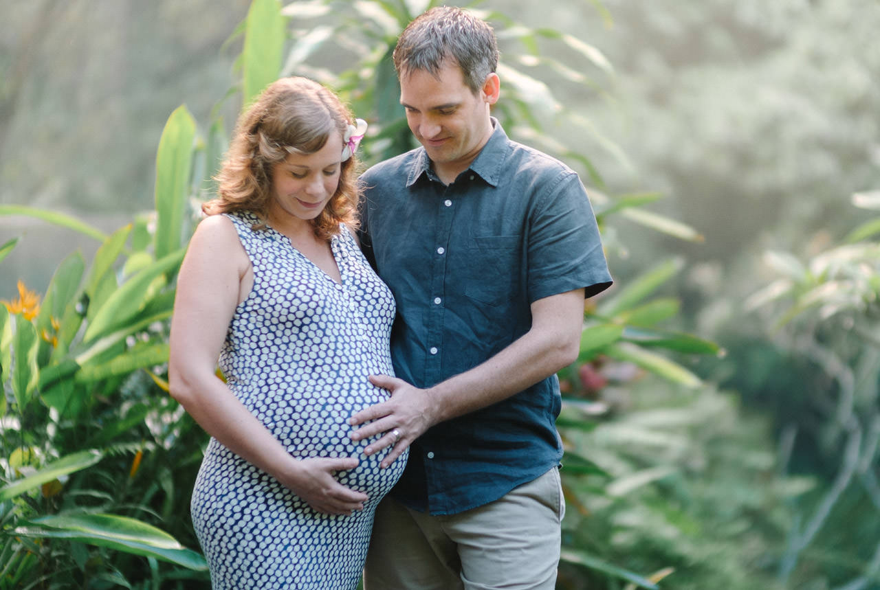 Elizabeth & Jeff: Maternity Photography in Ubud Bali 32