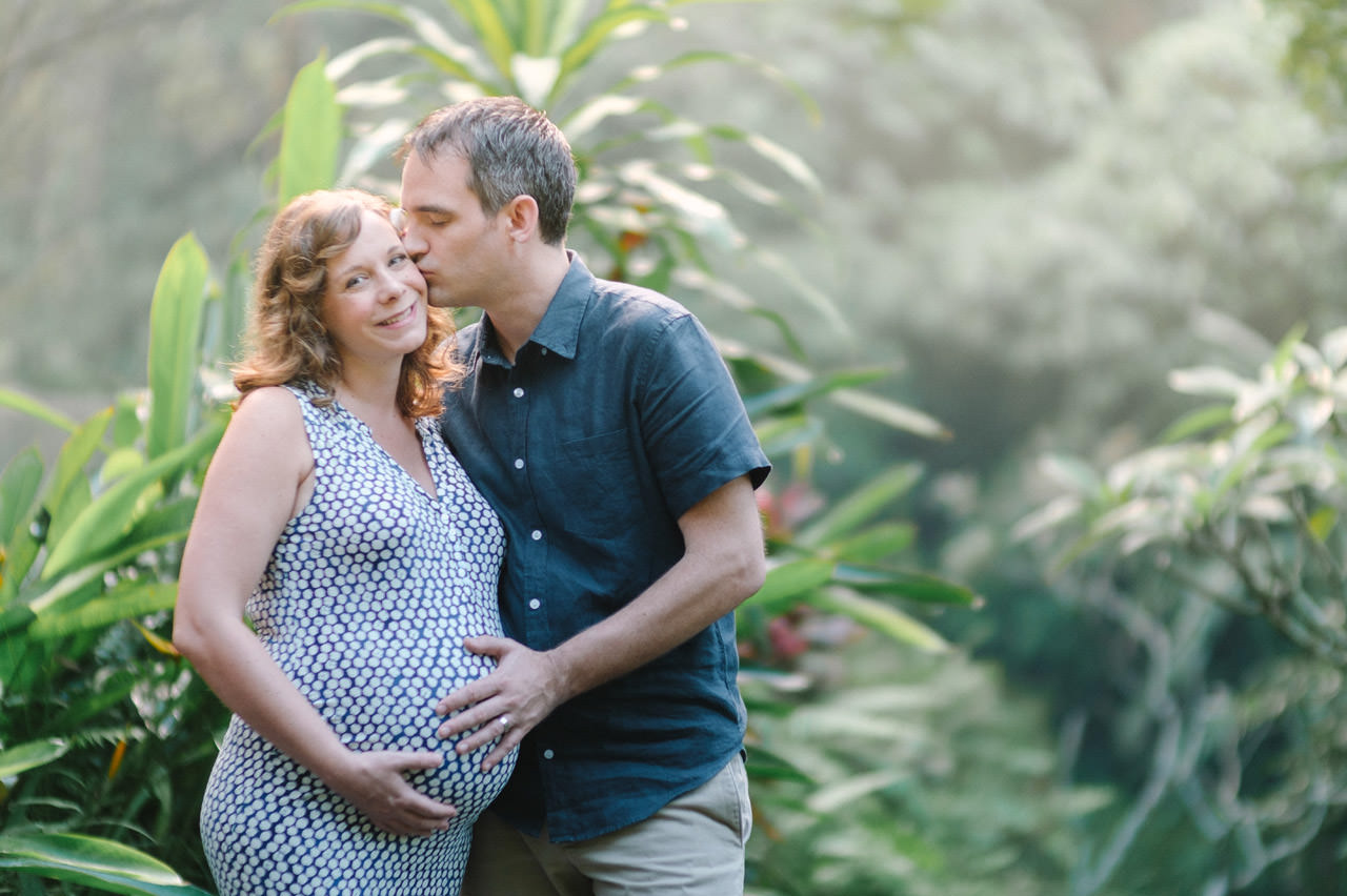 Elizabeth & Jeff: Maternity Photography in Ubud Bali 33