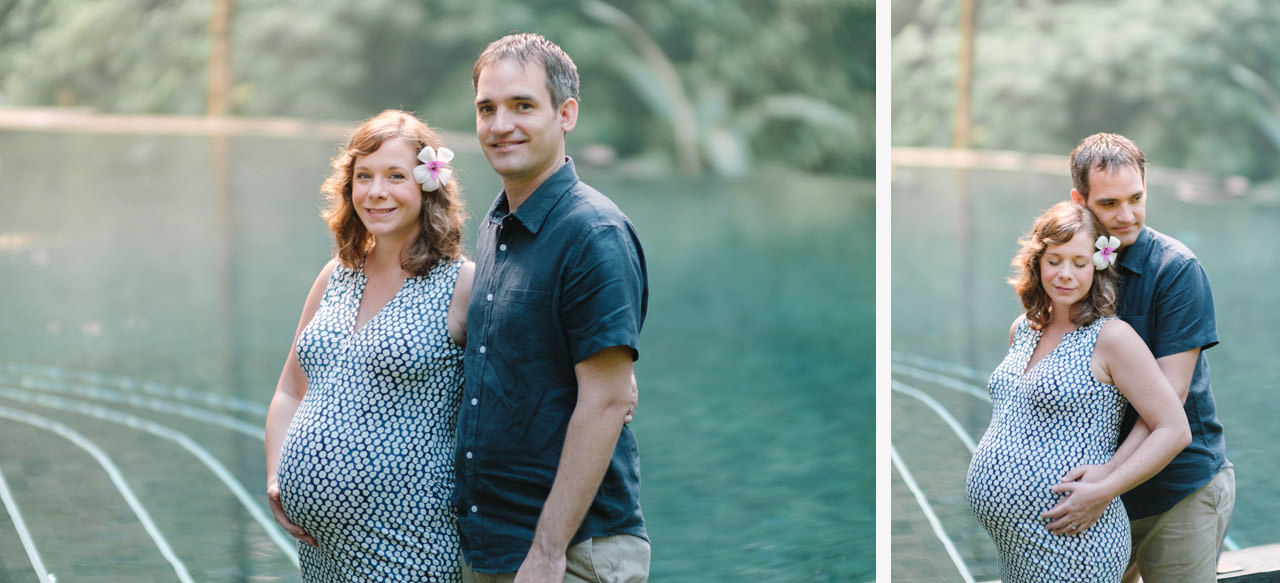 Elizabeth & Jeff: Maternity Photography in Ubud Bali 34