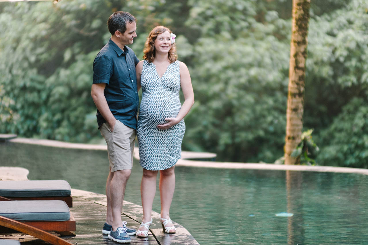 Elizabeth & Jeff: Maternity Photography in Ubud Bali 35