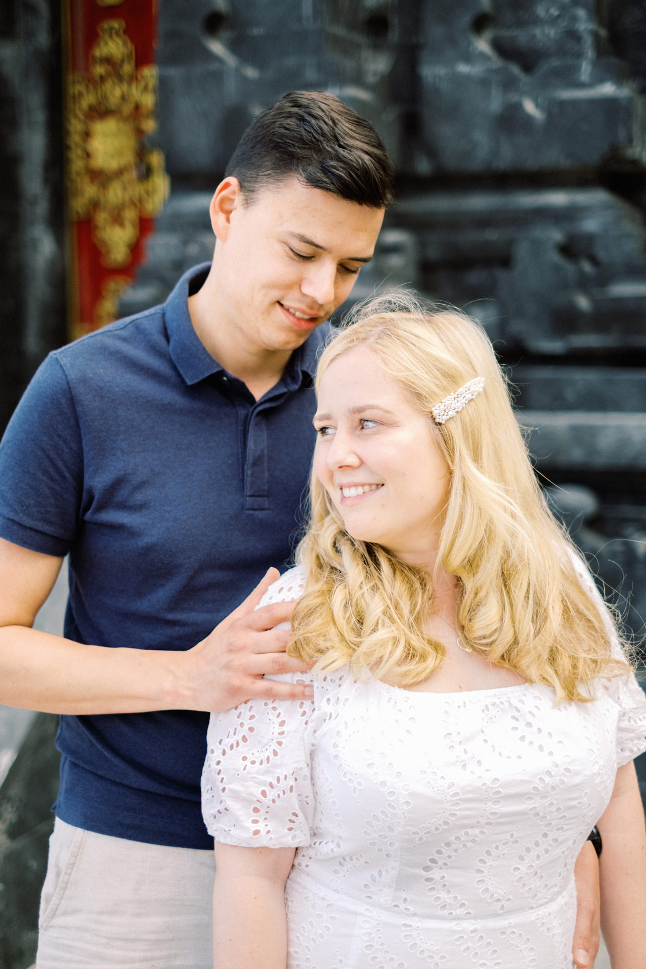 M&L: Surprise Proposal Photography in Bali1