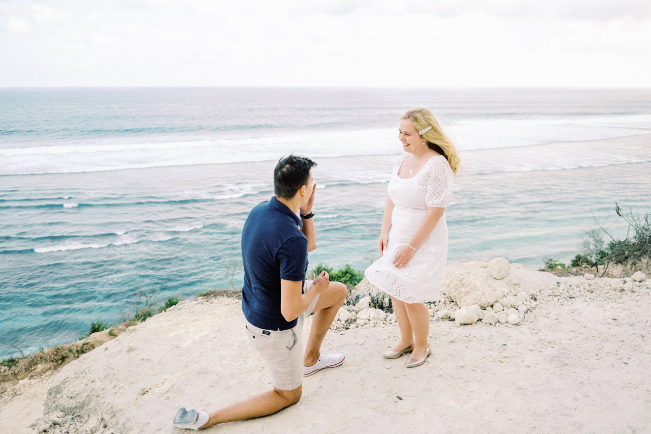 M&L: Surprise Proposal Photography in Bali5