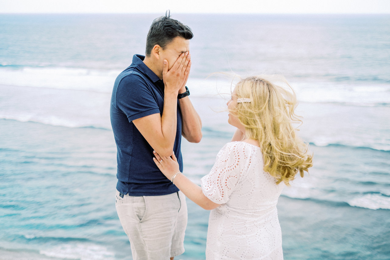 M&L: Surprise Proposal Photography in Bali9