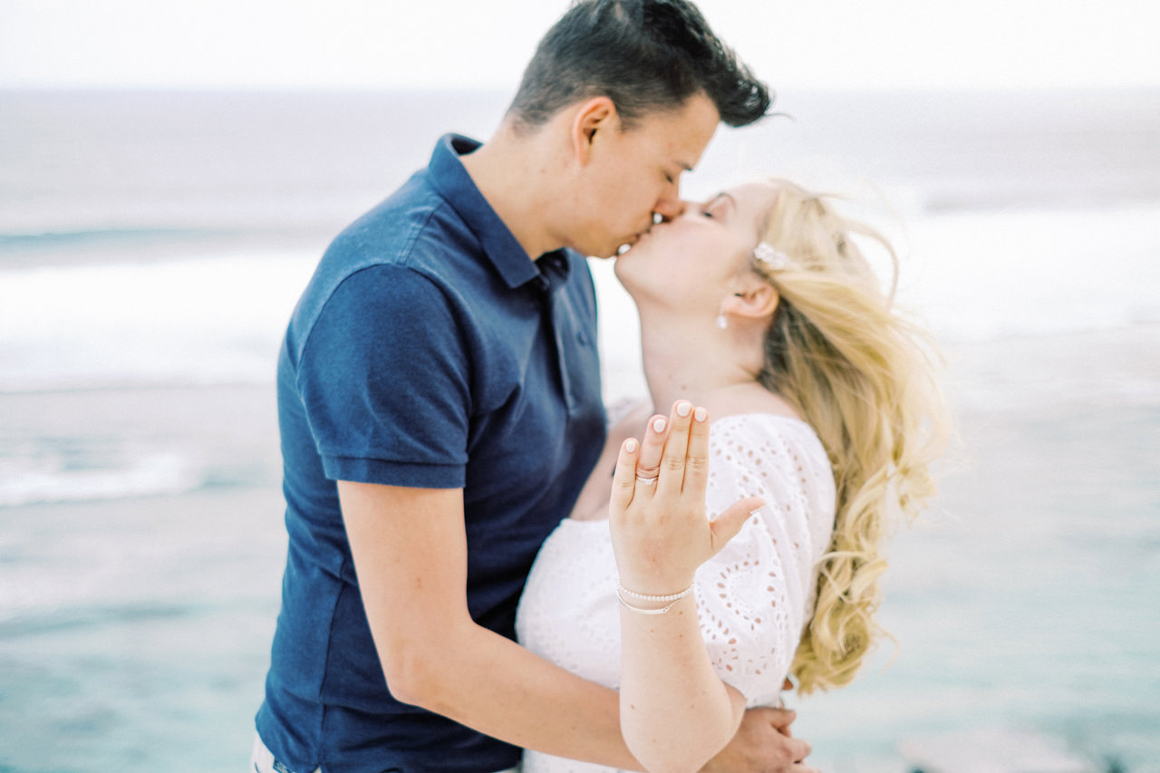 M&L: Surprise Proposal Photography in Bali12