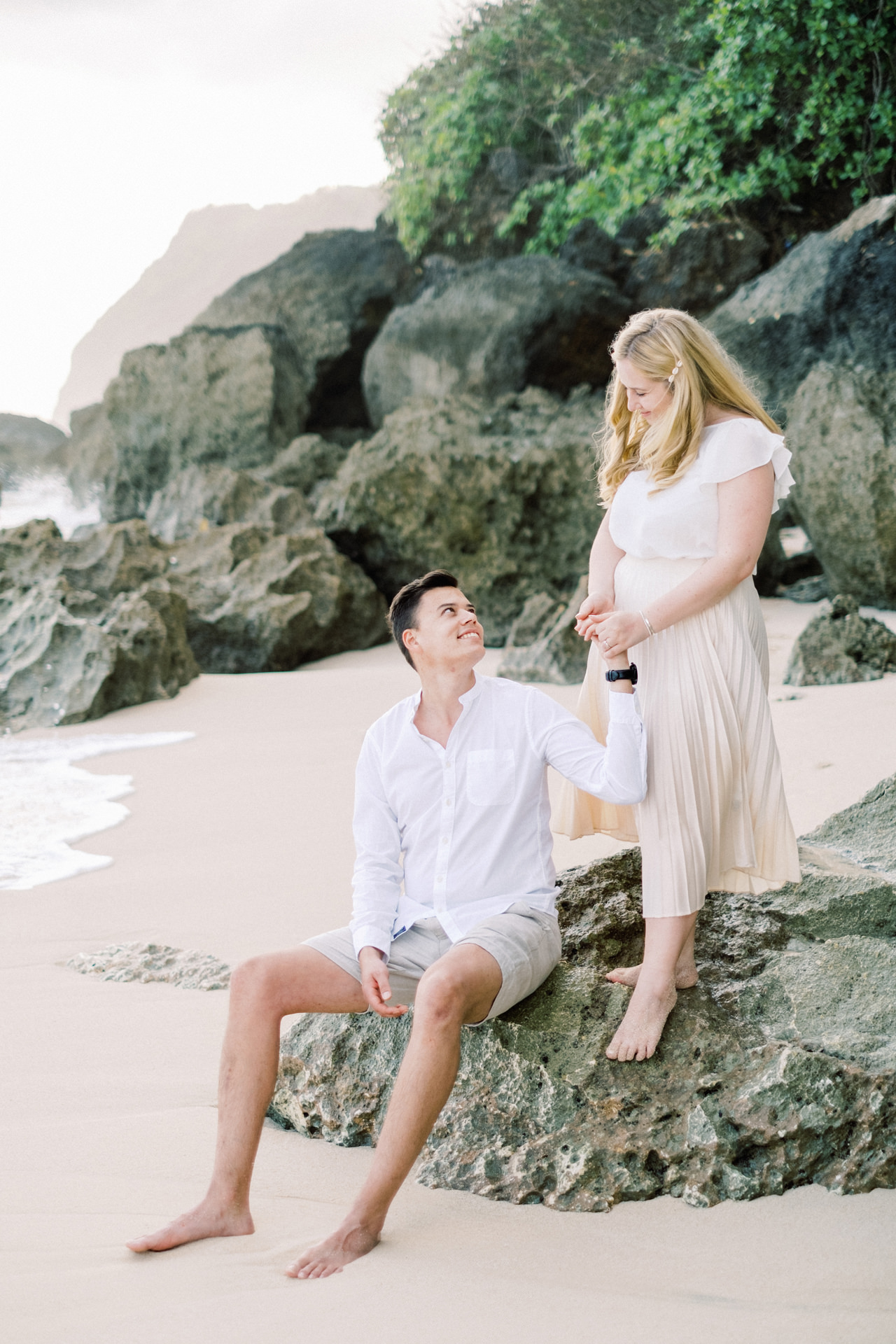 M&L: Surprise Proposal Photography in Bali21