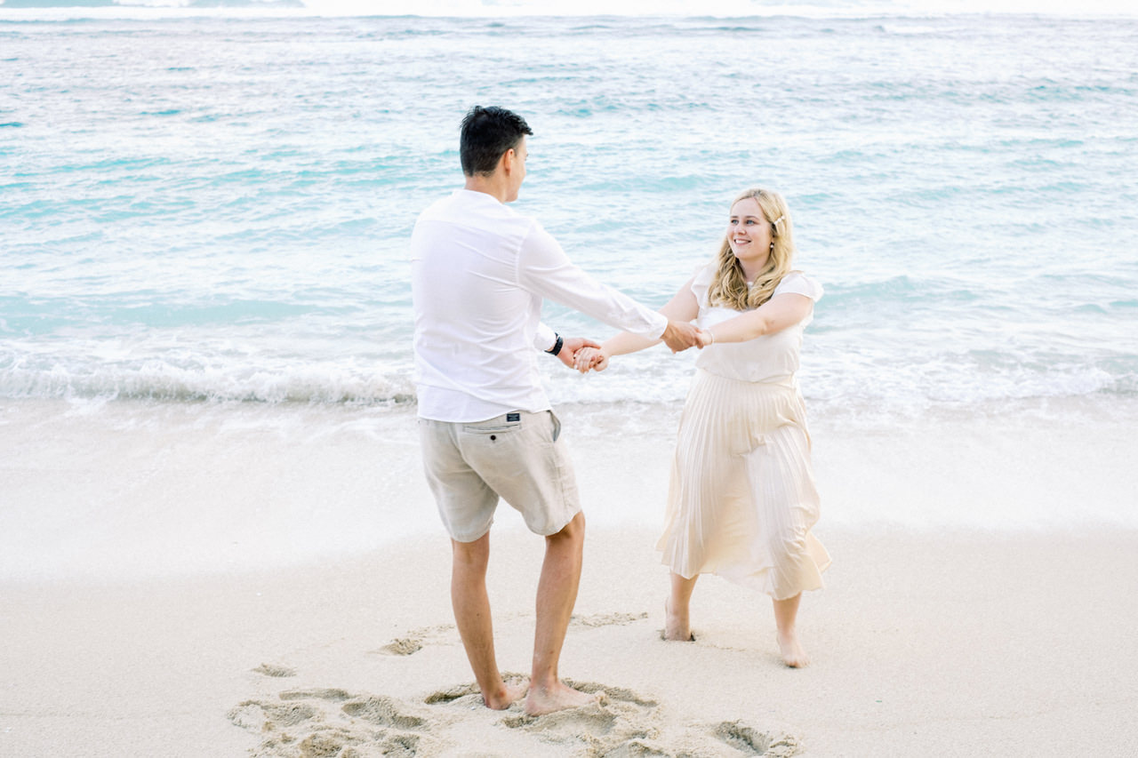 M&L: Surprise Proposal Photography in Bali24