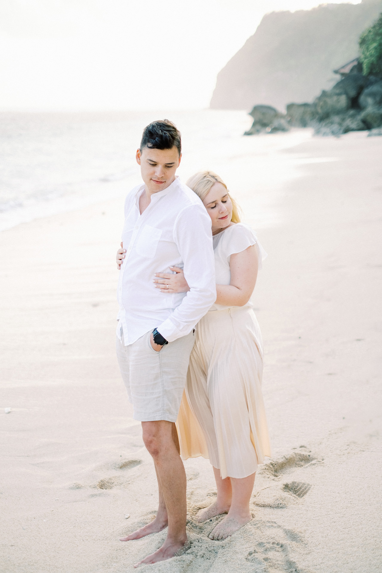 M&L: Surprise Proposal Photography in Bali27