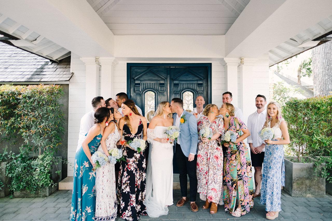 L&R: Bali Wedding Photography at Seminyak Luxury Villas 30
