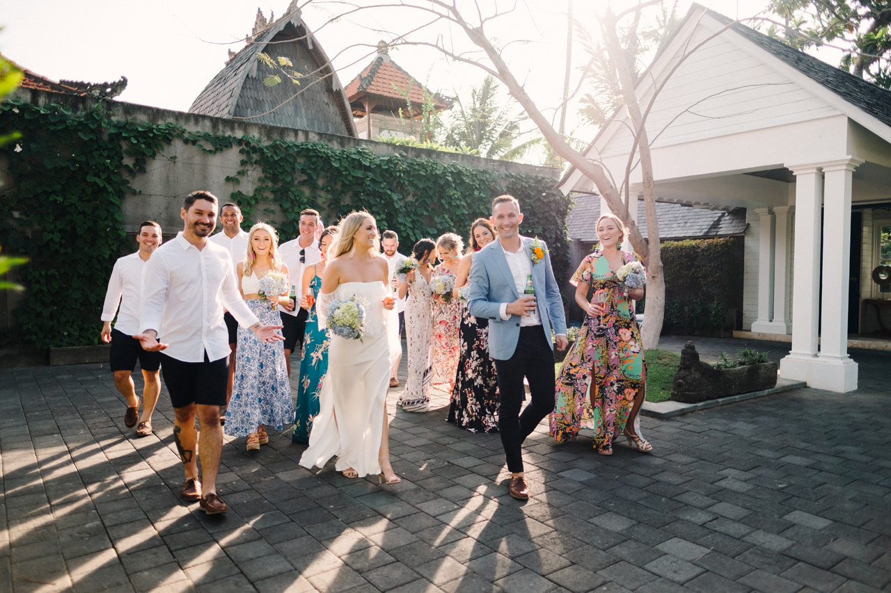L&R: Bali Wedding Photography at Seminyak Luxury Villas 32