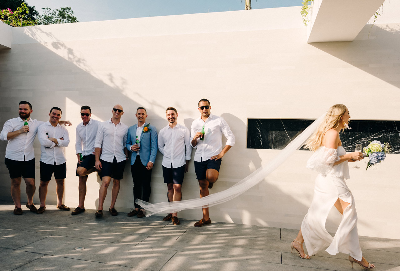 L&R: Bali Wedding Photography at Seminyak Luxury Villas 33