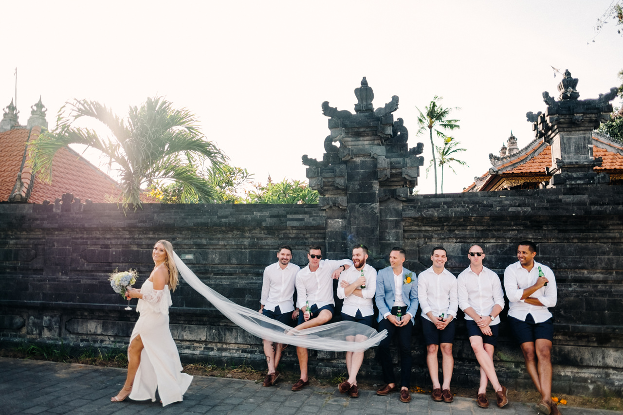 L&R: Bali Wedding Photography at Seminyak Luxury Villas 34