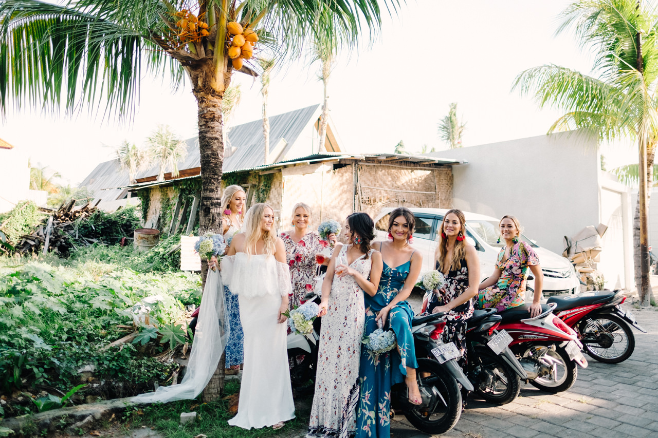 L&R: Bali Wedding Photography at Seminyak Luxury Villas 36