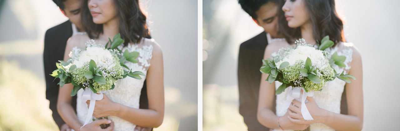 Ledy & Wungsu: Sunrise Prewedding Photography in Ubud Bali 2