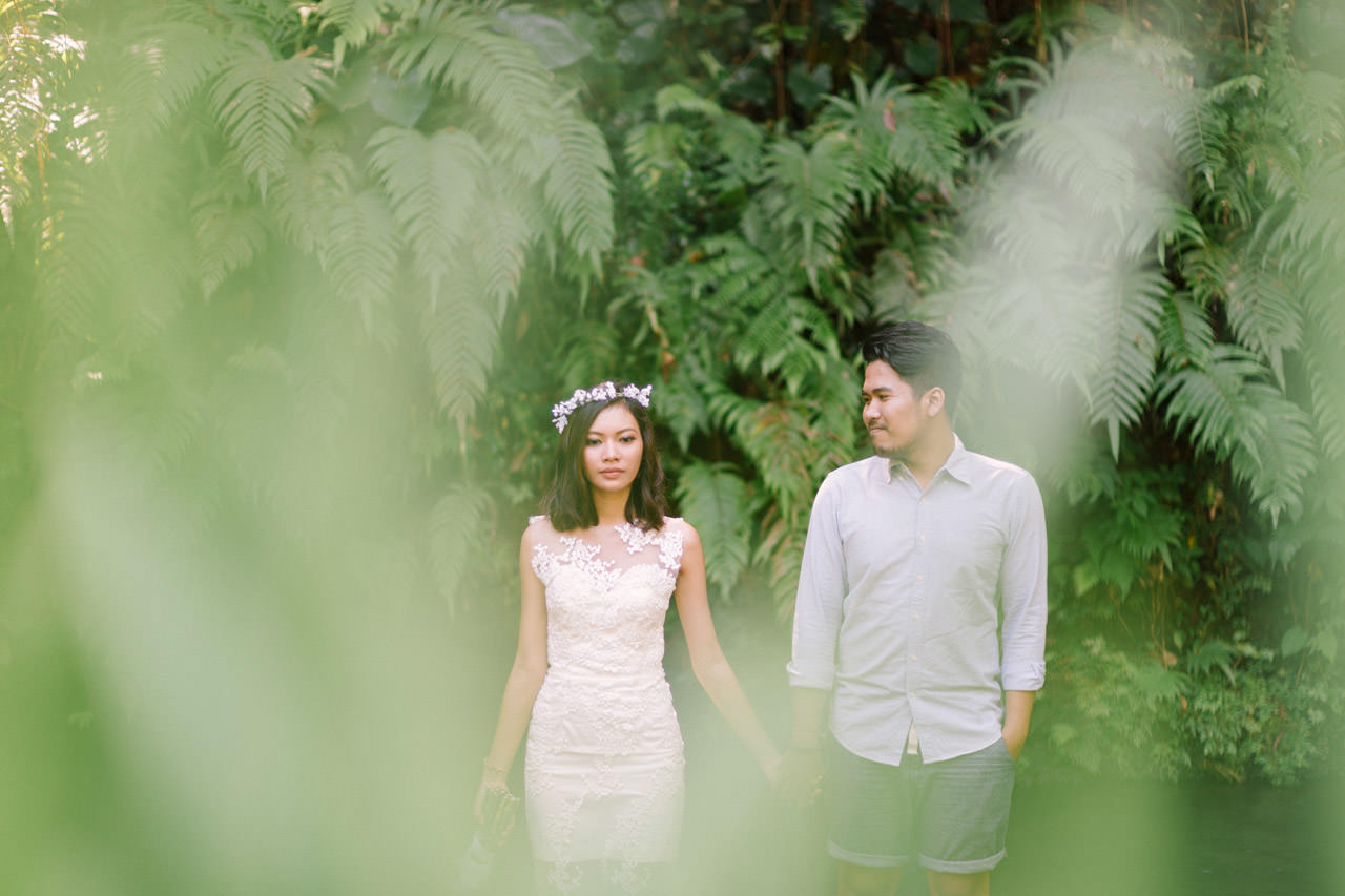 Ledy & Wungsu: Sunrise Prewedding Photography in Ubud Bali 14