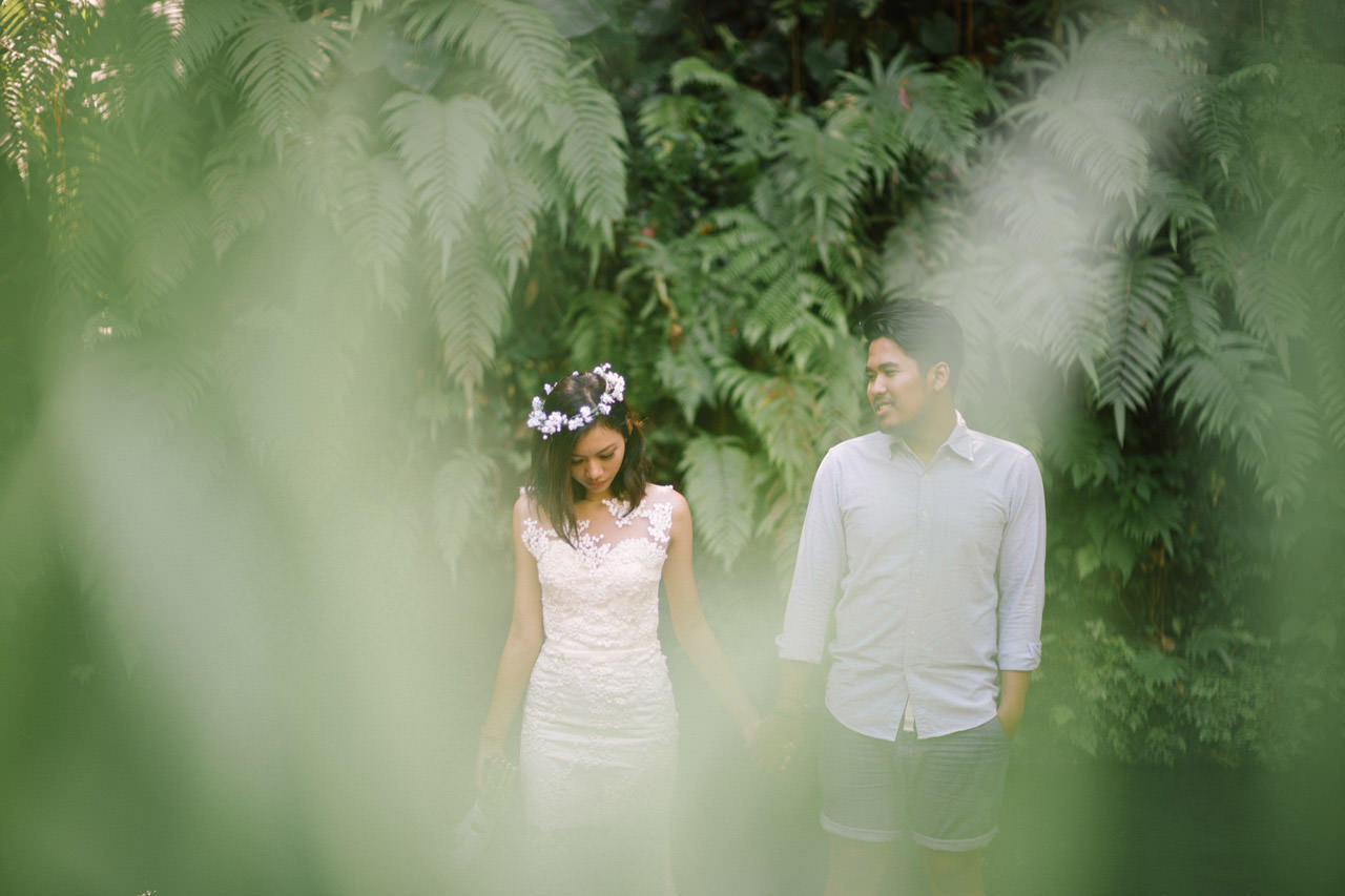Ledy & Wungsu: Sunrise Prewedding Photography in Ubud Bali 15