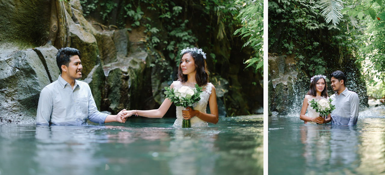Ledy & Wungsu: Sunrise Prewedding Photography in Ubud Bali 20