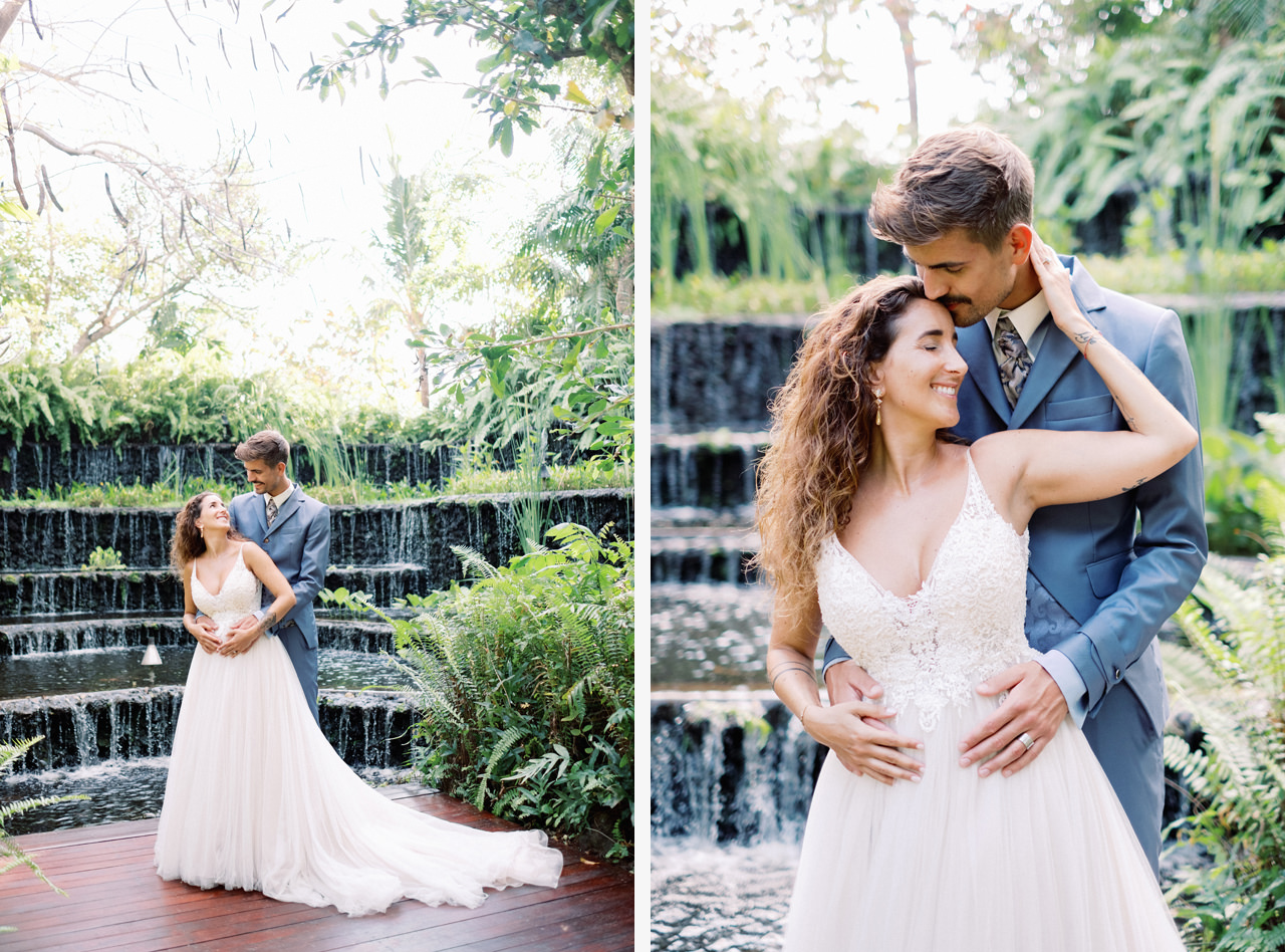 A&M: One Hour Intimate Bali Honeymoon Session Captured by Team 1