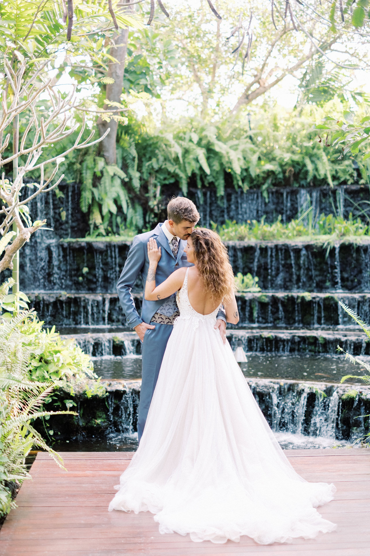 A&M: One Hour Intimate Bali Honeymoon Session Captured by Team 3