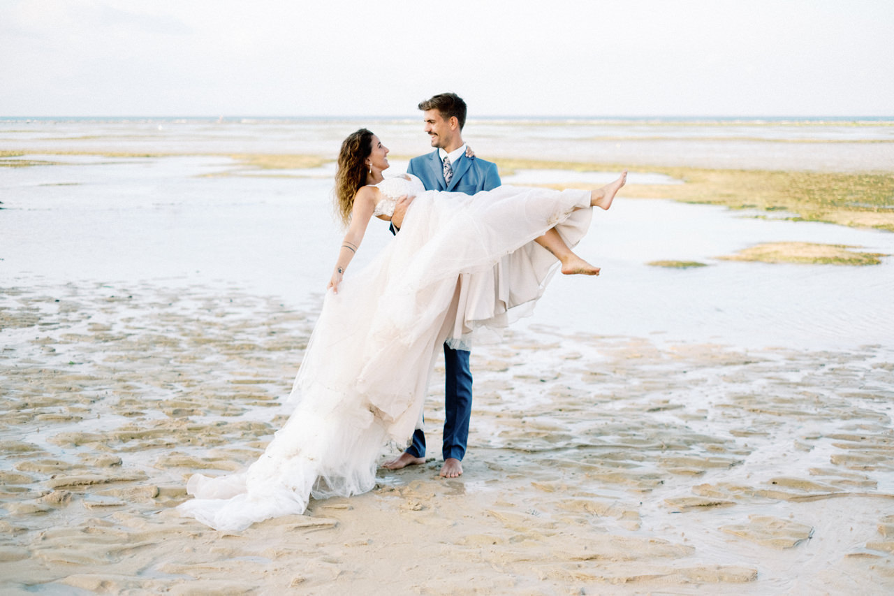 A&M: One Hour Intimate Bali Honeymoon Session Captured by Team 14