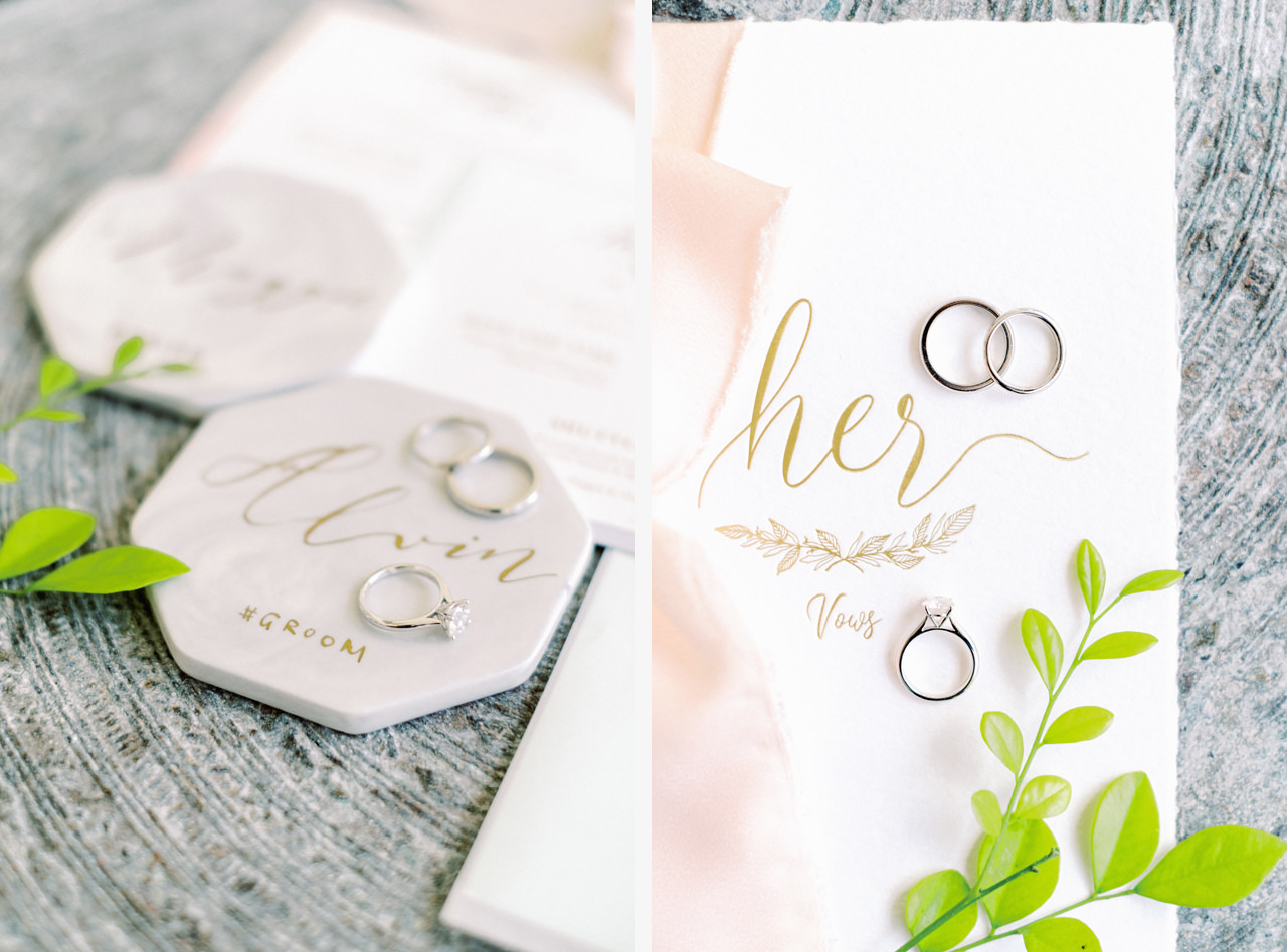 A&M: Light and Airy Wedding at The Ungasan 5