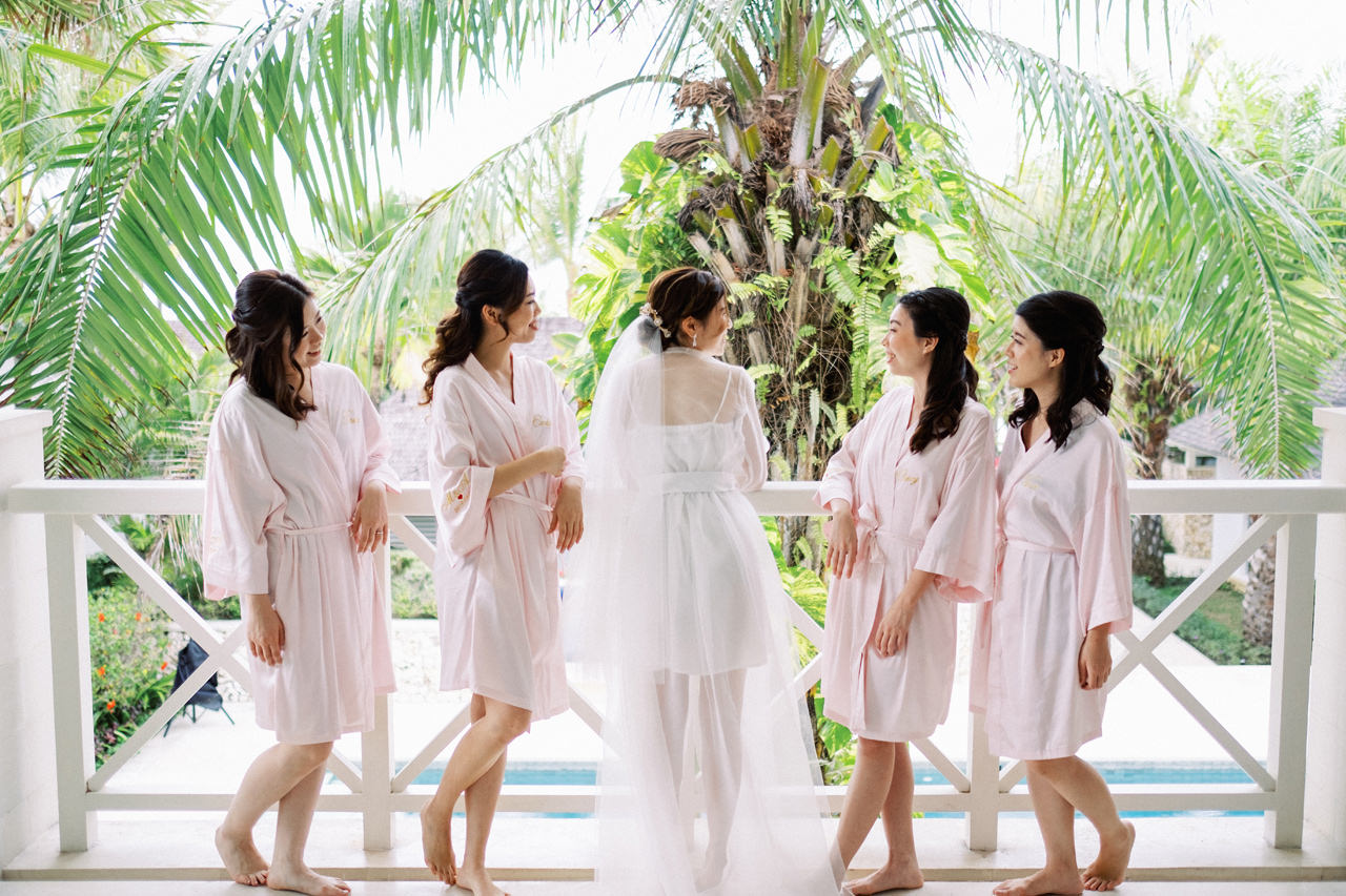 A&M: Light and Airy Wedding at The Ungasan 11