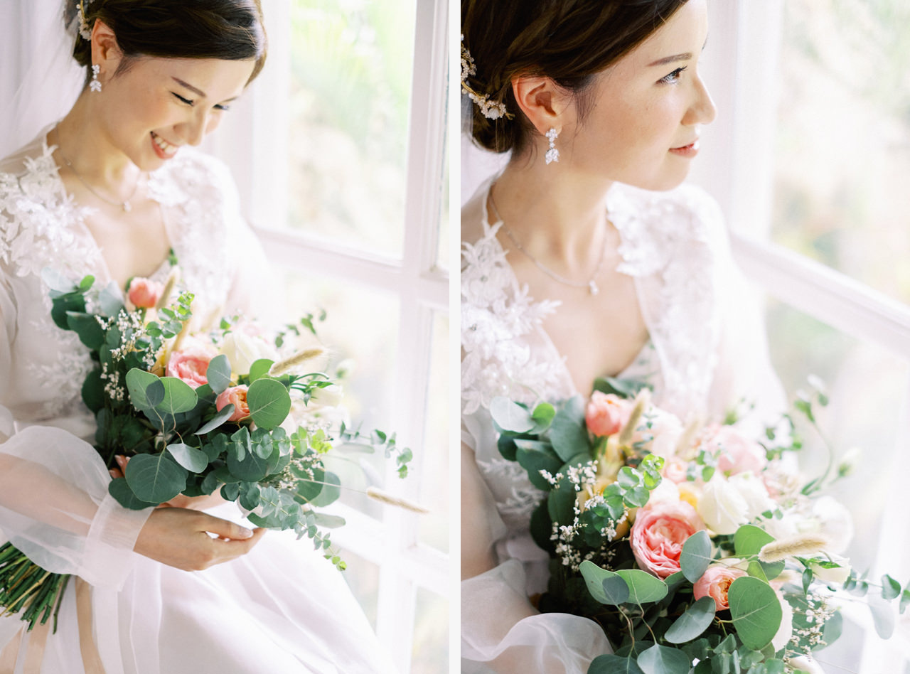 A&M: Light and Airy Wedding at The Ungasan 14