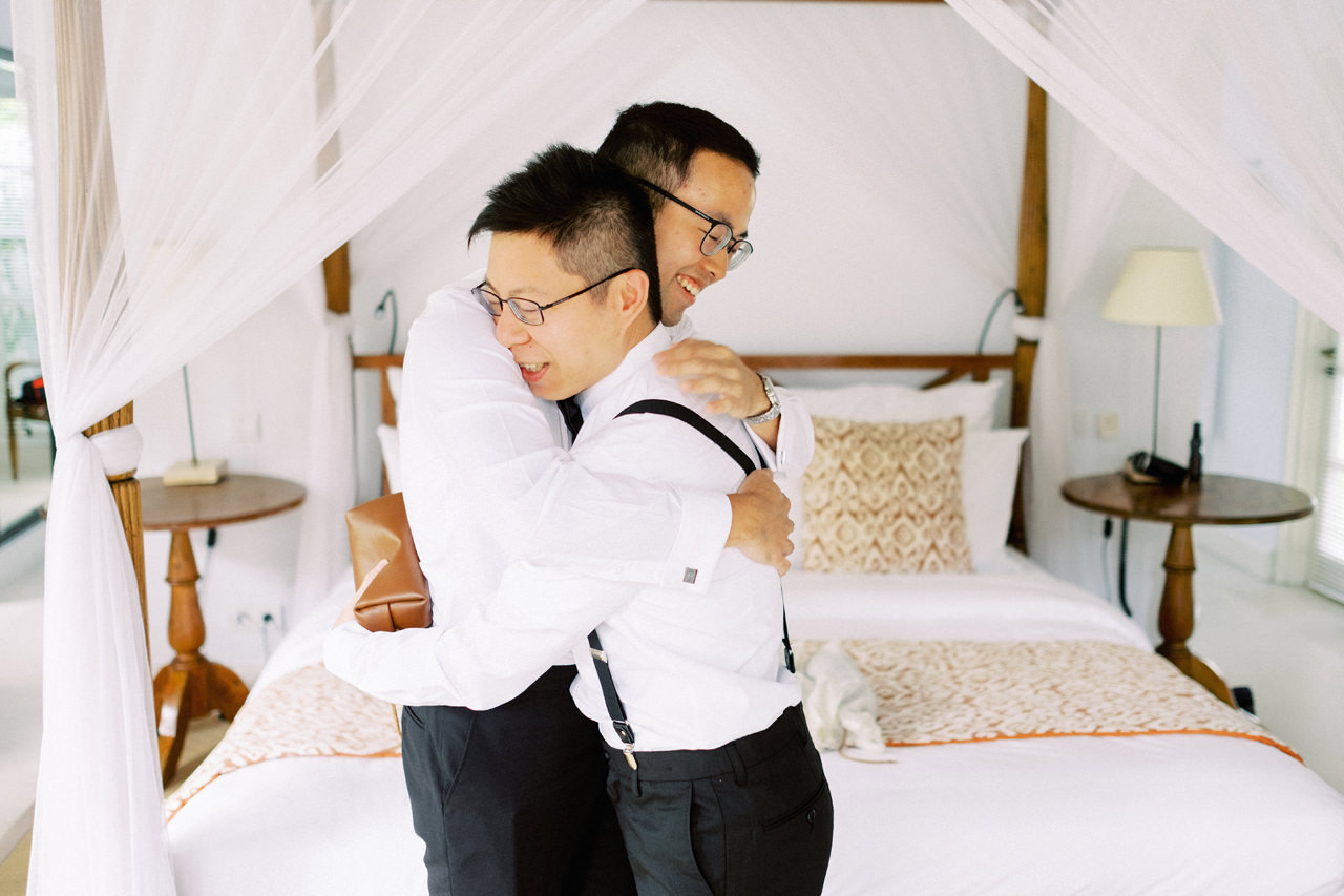 A&M: Light and Airy Wedding at The Ungasan 18