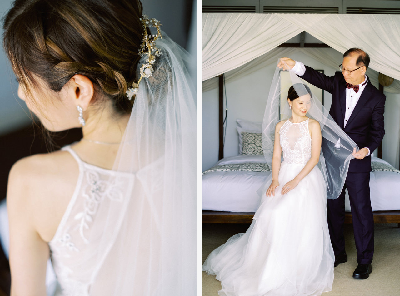 A&M: Light and Airy Wedding at The Ungasan 22