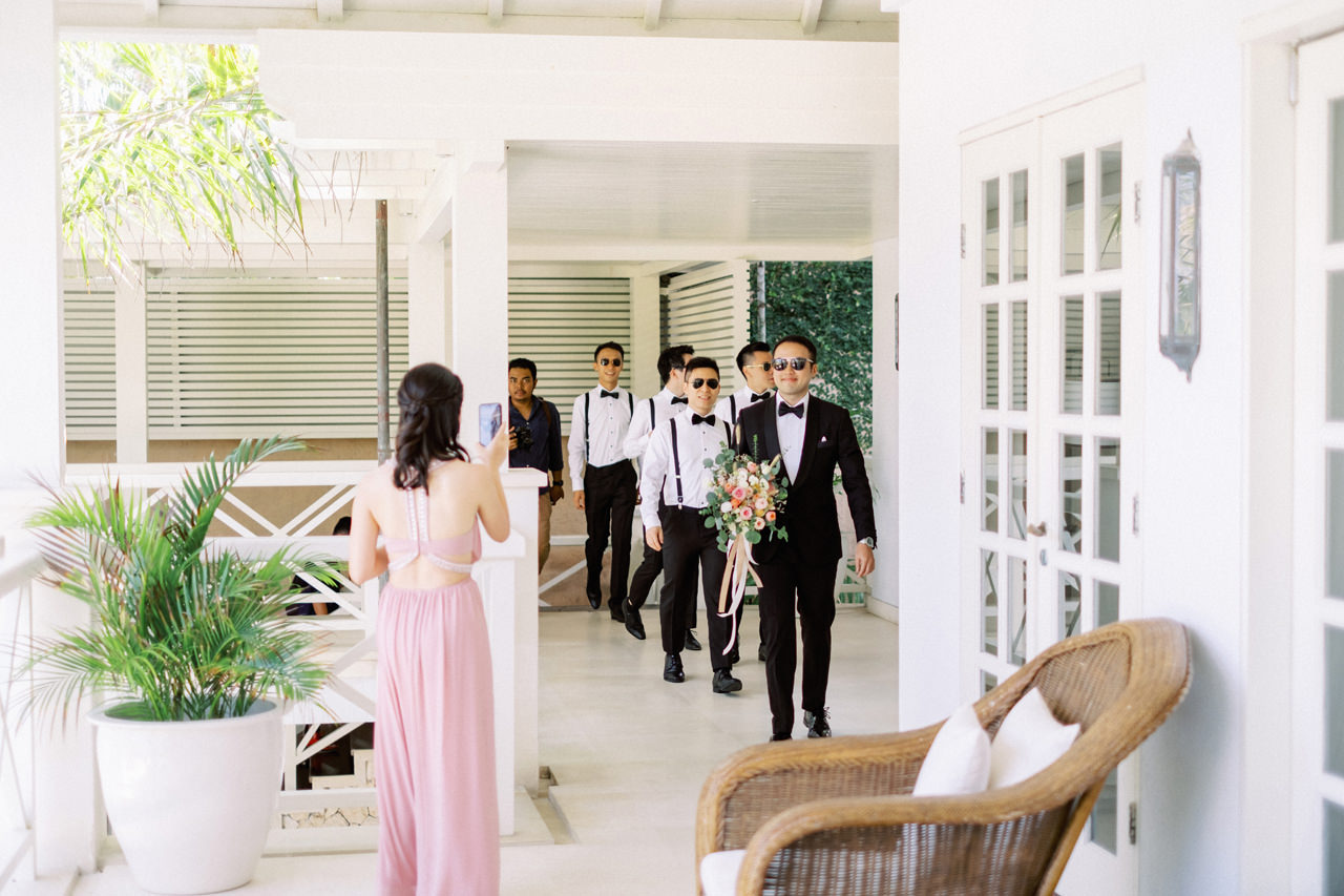 A&M: Light and Airy Wedding at The Ungasan 25