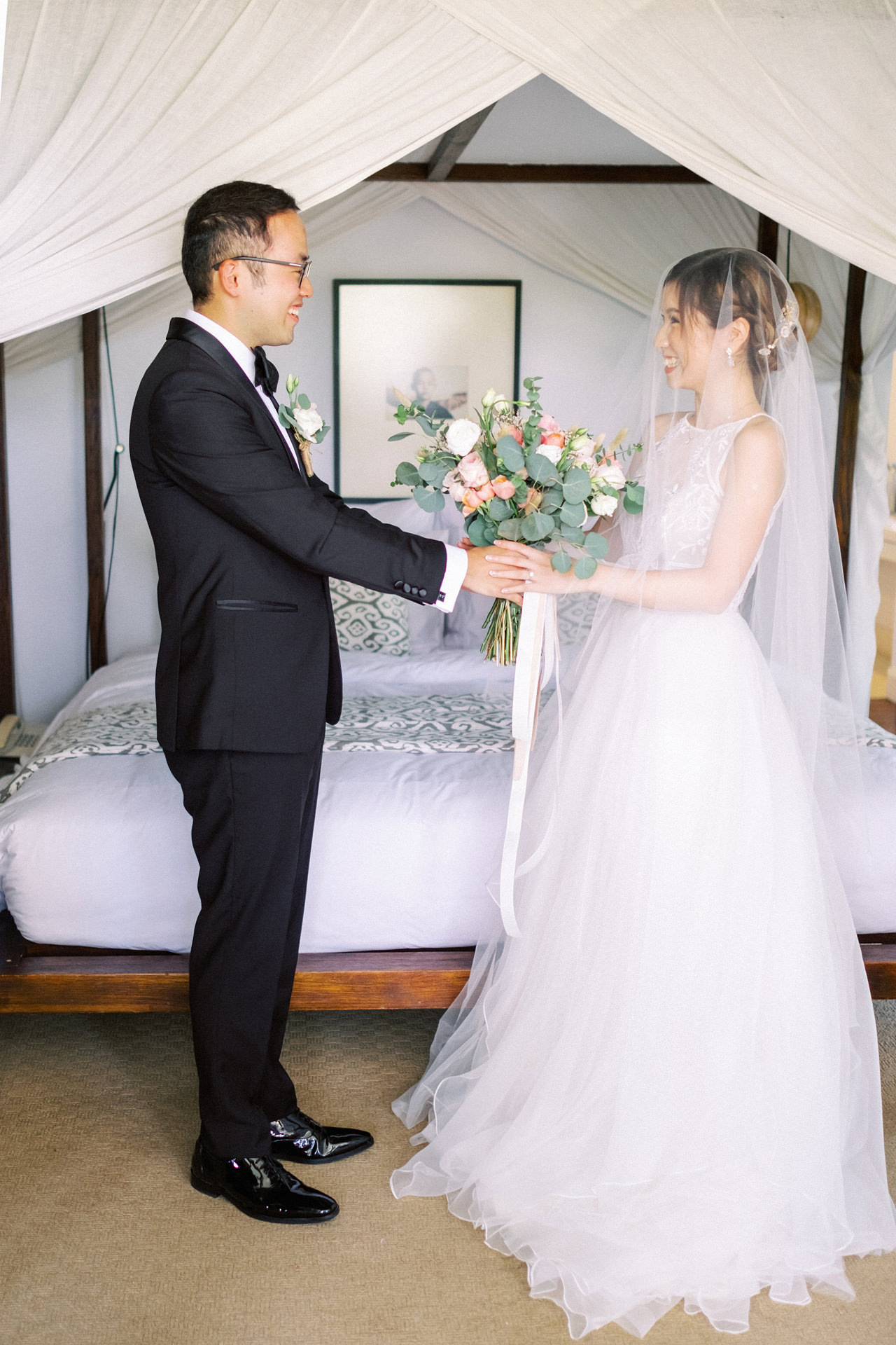 A&M: Light and Airy Wedding at The Ungasan 29
