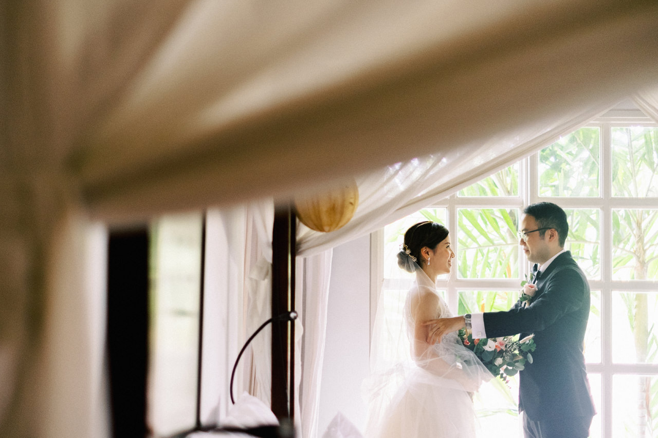 A&M: Light and Airy Wedding at The Ungasan 31