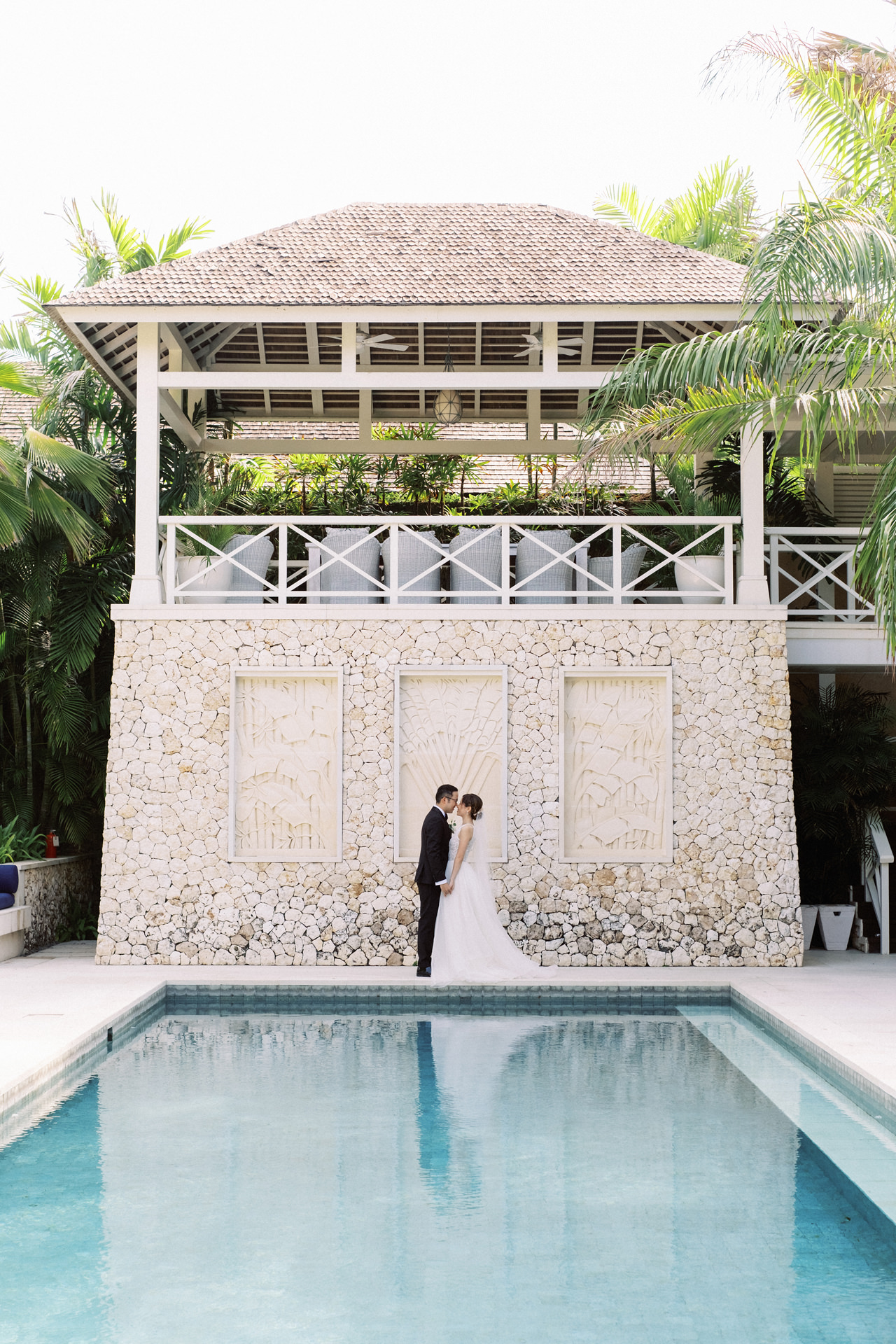 A&M: Light and Airy Wedding at The Ungasan 33