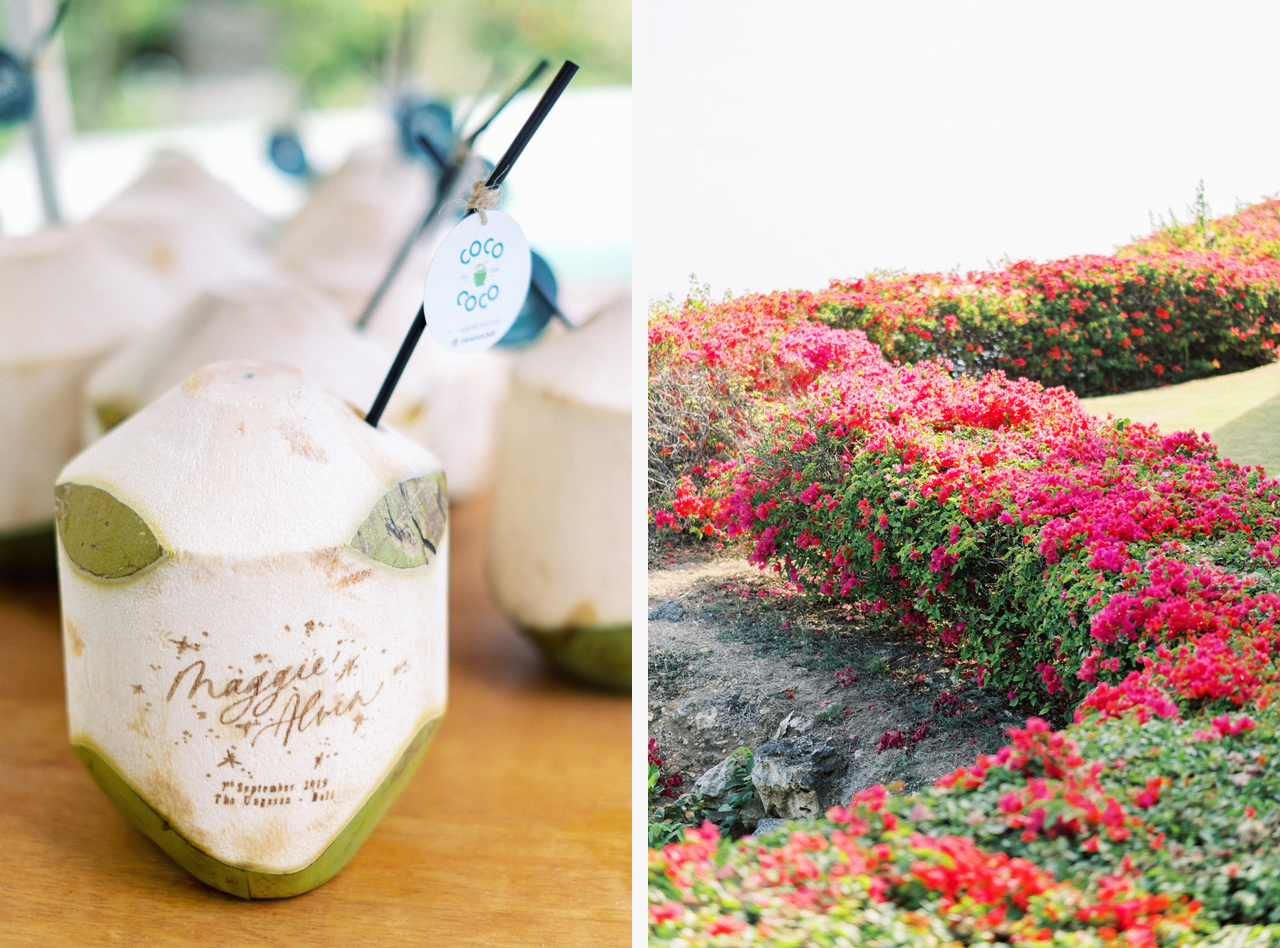 A&M: Light and Airy Wedding at The Ungasan 34