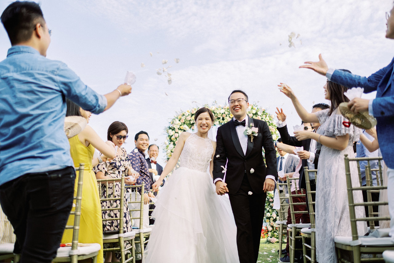A&M: Light and Airy Wedding at The Ungasan 44