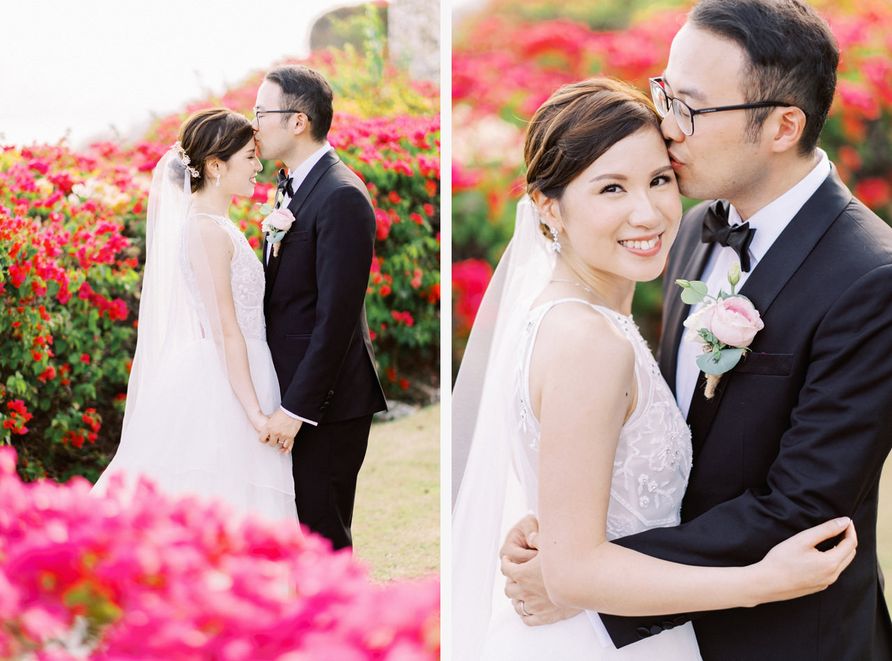 A&M: Light and Airy Wedding at The Ungasan 45