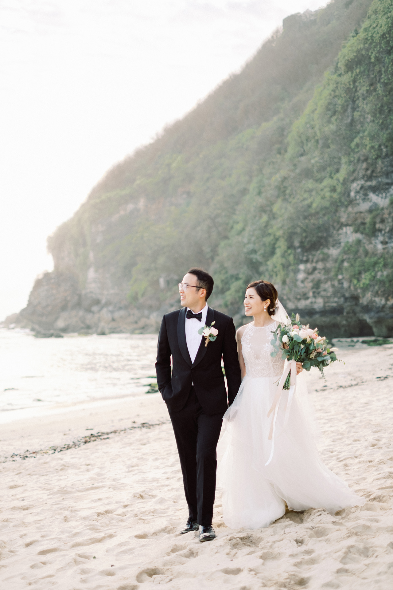 A&M: Light and Airy Wedding at The Ungasan 47