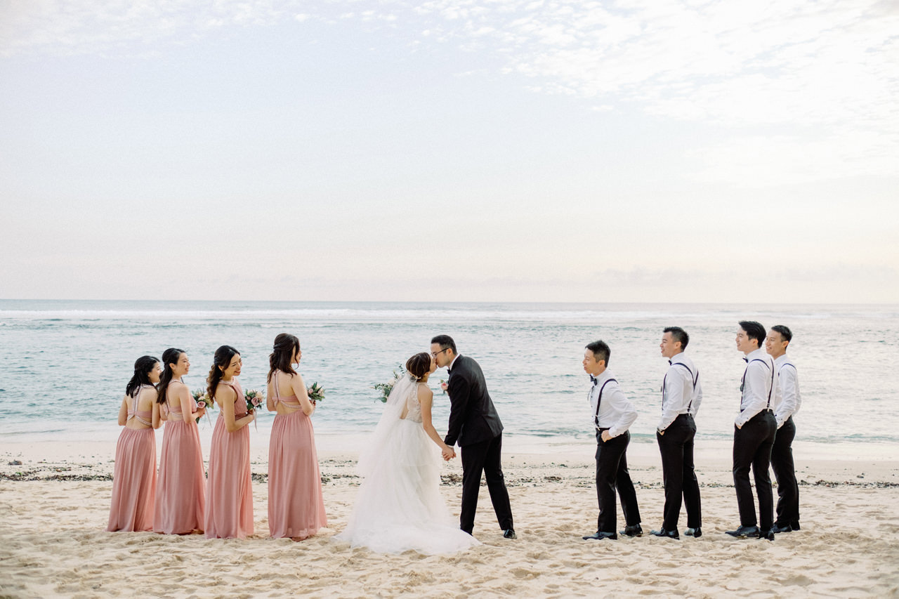 A&M: Light and Airy Wedding at The Ungasan 49