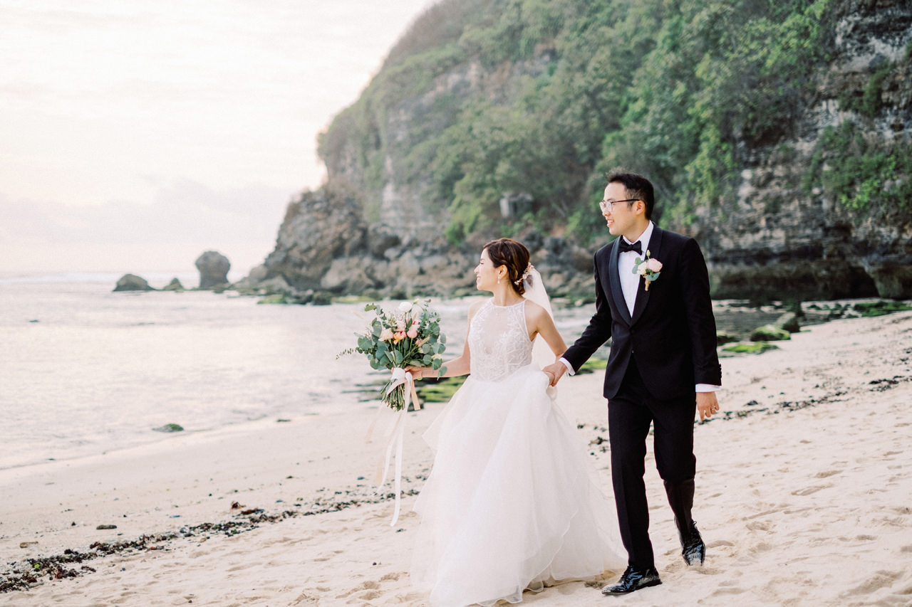 A&M: Light and Airy Wedding at The Ungasan 50