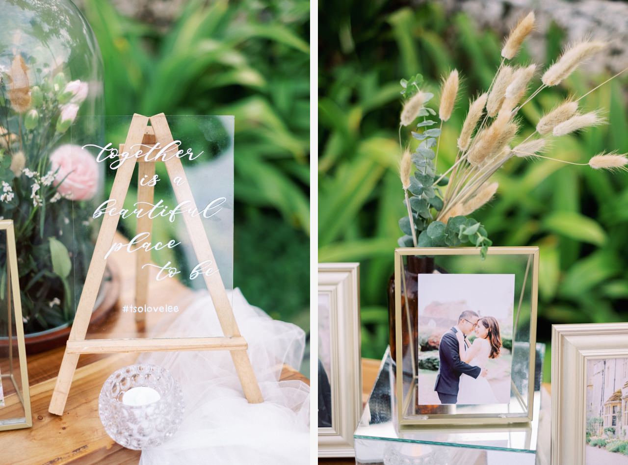 A&M: Light and Airy Wedding at The Ungasan 51