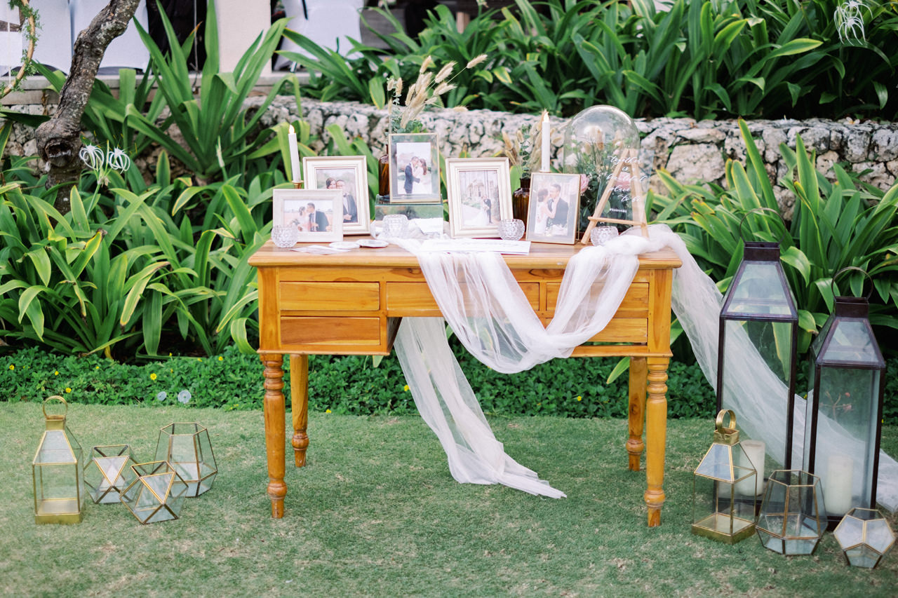 A&M: Light and Airy Wedding at The Ungasan 52
