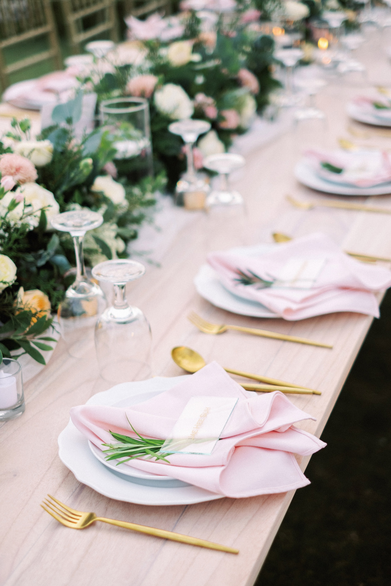 A&M: Light and Airy Wedding at The Ungasan 56