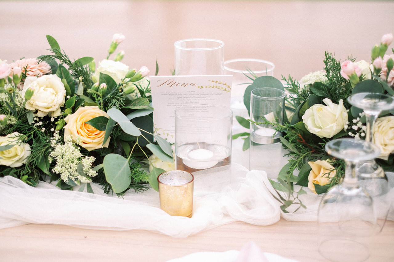 A&M: Light and Airy Wedding at The Ungasan 57