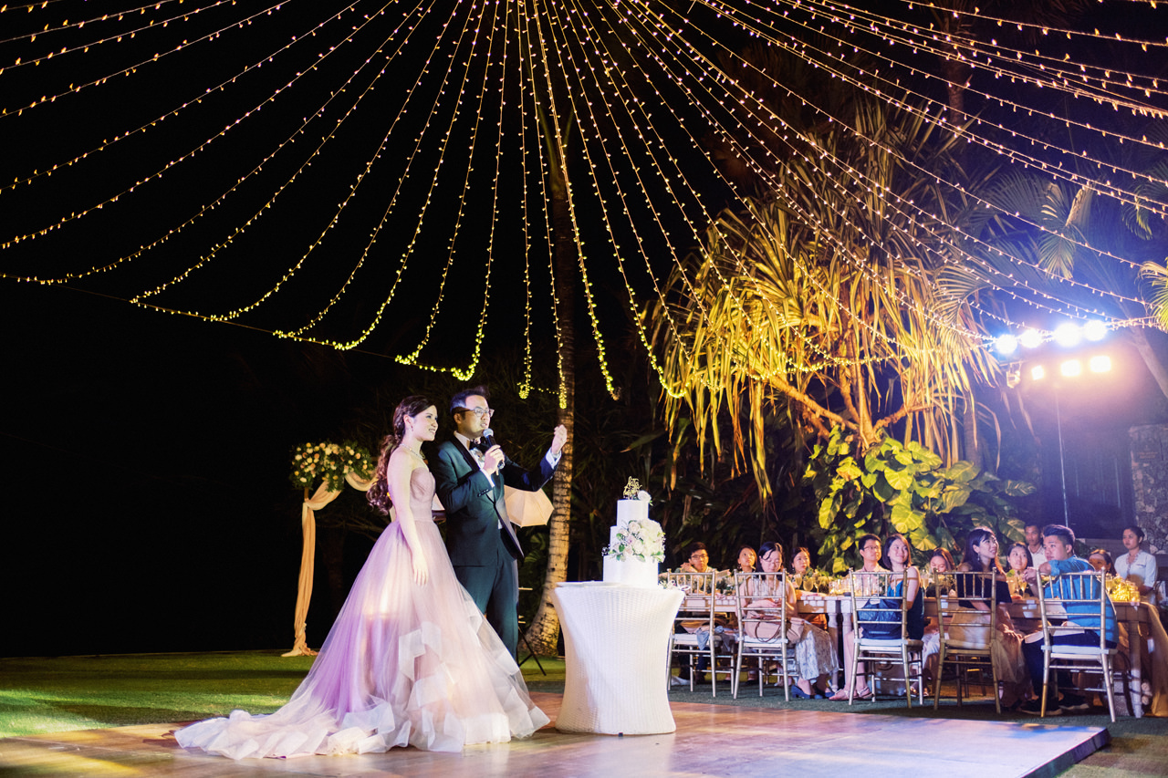 A&M: Light and Airy Wedding at The Ungasan 61